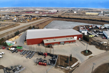 Sherwood Park Industrial