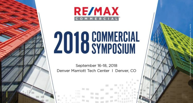 RE/MAX Commercial Symposium 2018