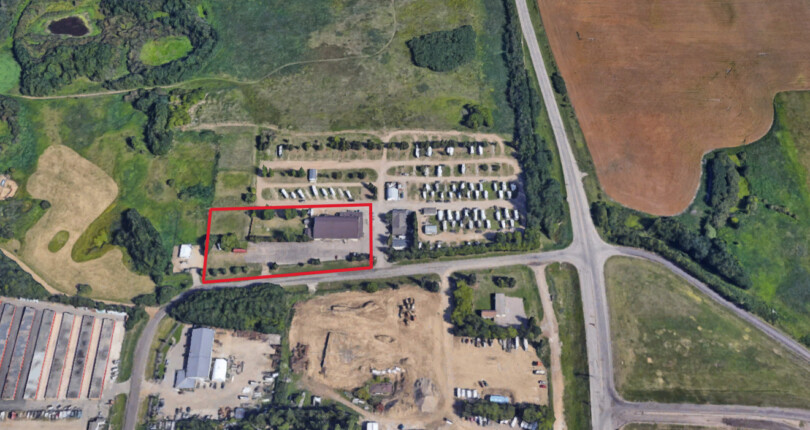 20,000 SF Building on 3 Acres