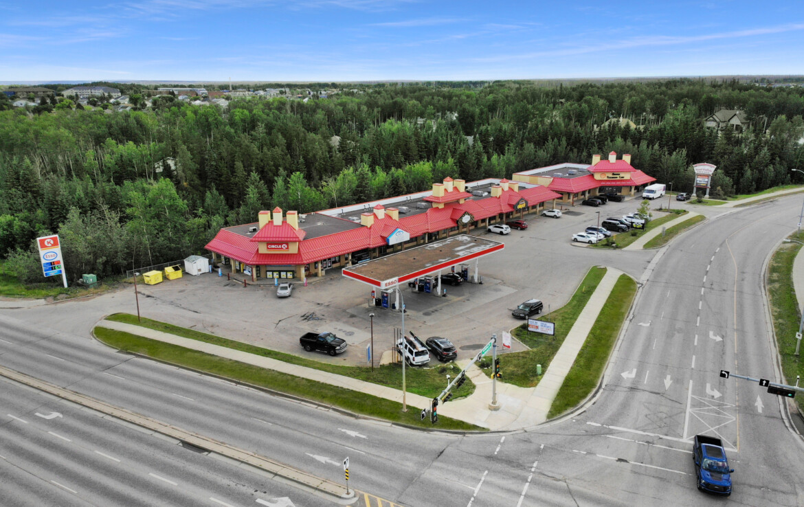 Wood Buffalo Village Retail
