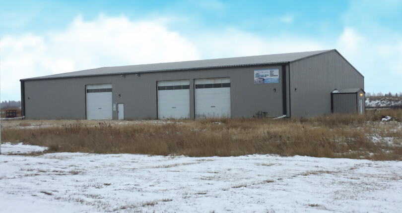 Bank Owned Sale – Industrial Building with Land