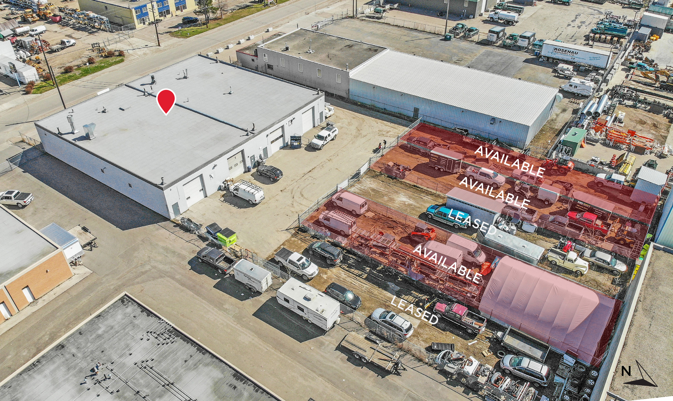 110th Ave Industrial Lease
