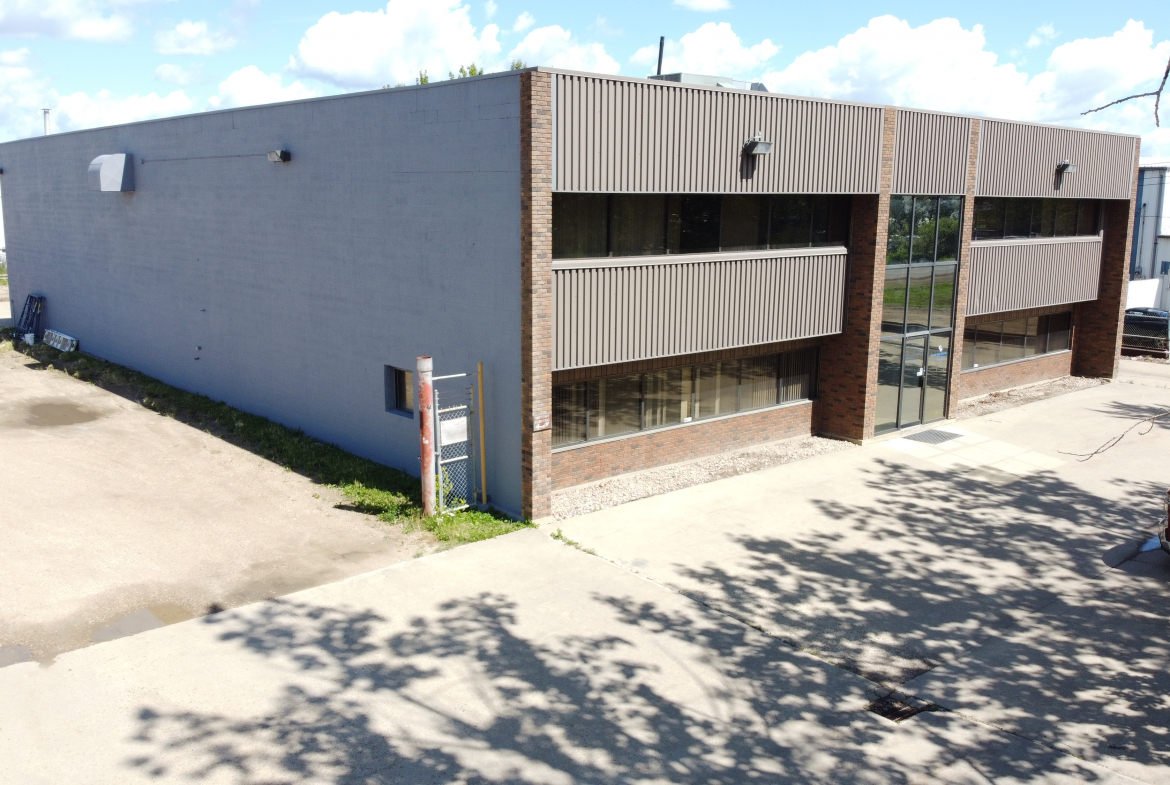 Ironworks Building for Lease