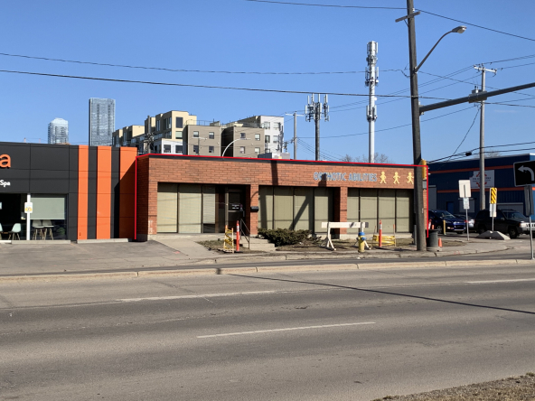 105 Avenue Office Lease Edmonton