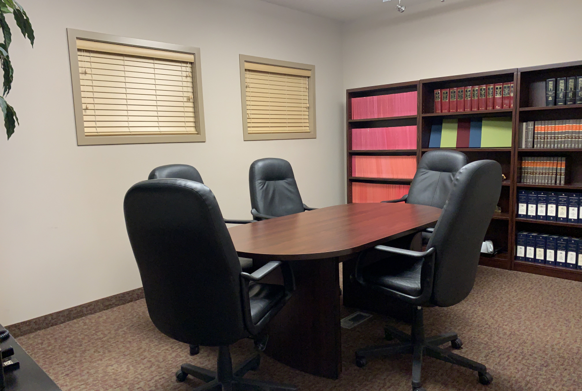91 Street Office Boardroom