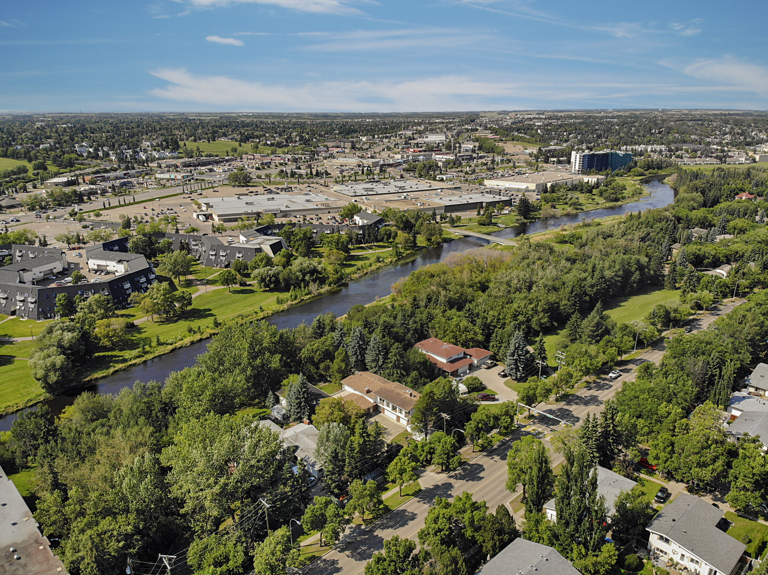 St Albert Multi Family Land