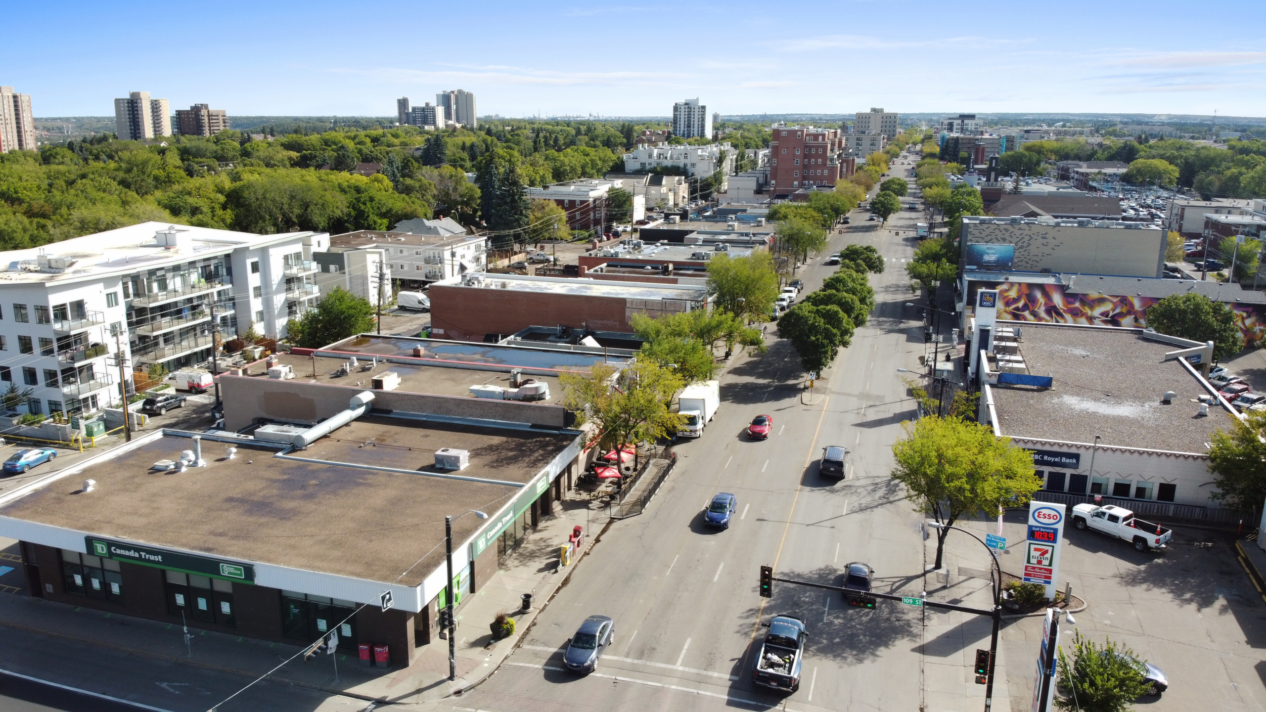 Whyte Avenue Retail