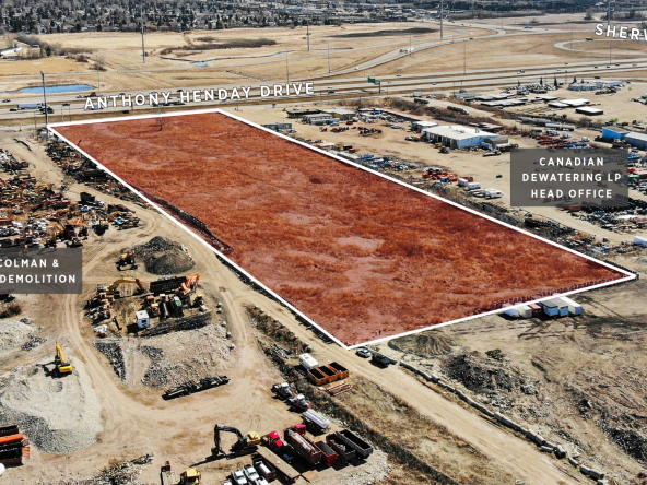 12 Acres Industrial Land